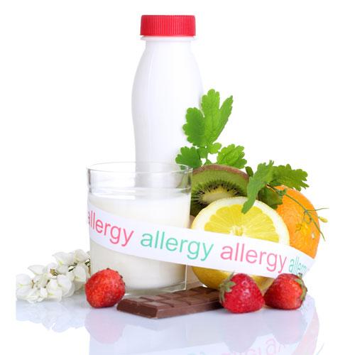 Skrite alergije na hrano