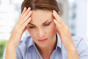 Nihanje hormonov med menstruacijo